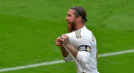 Sergio Ramos also want to put the 'Clasico' at risk. EFE