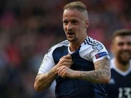Griffiths gets Champions League ban. AFP