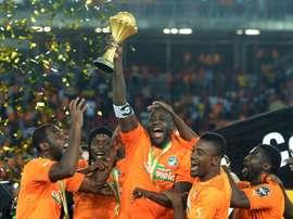 Yaya Touré volvió a dar señales de vida. AFP