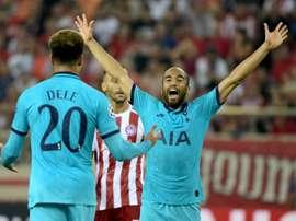 O United quer ir as compras no Tottenham. AFP
