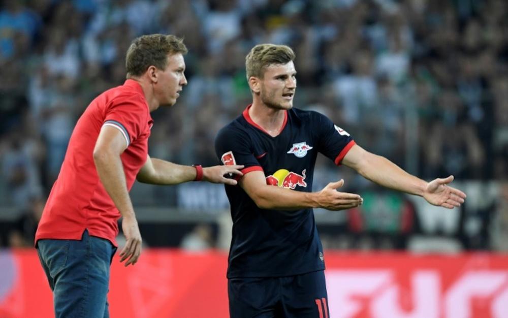 Werner could return to the Bundesliga... with Nagelsmann's Bayern! AFP