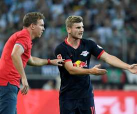 Nagelsmann, Werner on the rise for ambitious Leipzig.