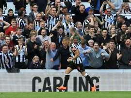 Le Nottingham Forest pense à Gayle. AFP