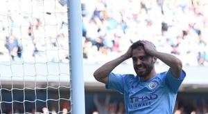 Bernardo Silva es una opción que gusta al Barcelona. AFP