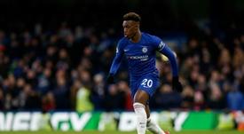 El Chelsea confirmó su puesto en octavos. AFP