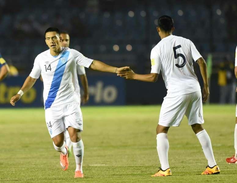 Moisés Hernández pone su punto de mira en la Selección. AFP