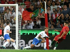 Andre Silva lifts Portugal past Italy in Nations League. Goal