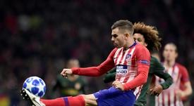 El Bayern insiste por Lucas Hernández. AFP
