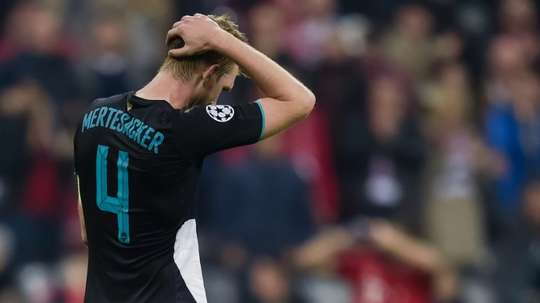 Arsenal's Mertesacker featured at three World Cups for Germany. AFP