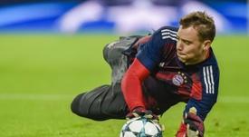 El Bayern empieza a buscarle sustituto a Manuel Neuer. AFP