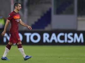 On-loan Mkhitaryan leaves Arsenal for Roma on permanent deal. AFP