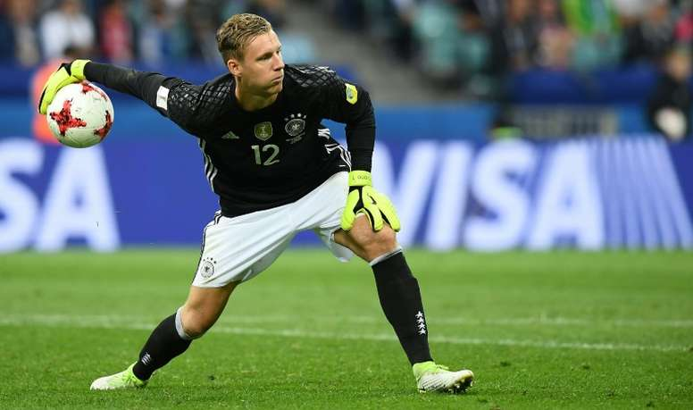 Arsenal are keen on signing Leno. AFP