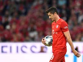 Coutinho motivou Lewandowski para renovar. AFP