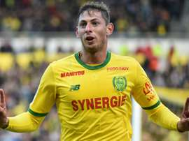 O Nantes recorreu à FIFA por causa da transferência de Sala. AFP