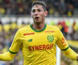 Questions arose over Sala's contract. AFP