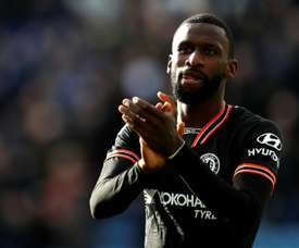 Rudiger demands German fans, FA and league do more to combat racism. AFP