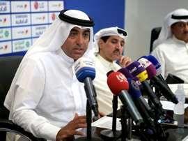 Fawaz al-Hassawi has resigned as head of Kuwait's temporary football association, AFP