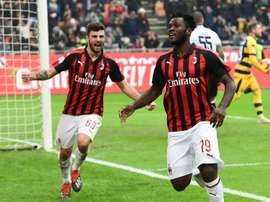 Cutrone scored another. AFP
