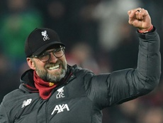 Klopp wants to keep all his players for the second half of the season. AFP