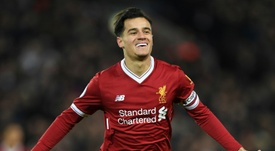 Klopp dreamt about bringing Coutinho back to Liverpool. AFP