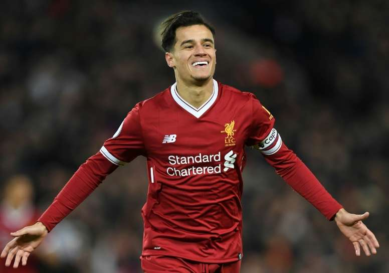 De Boer thinks Coutinho was the Messi of Liverpool. DUGOUT