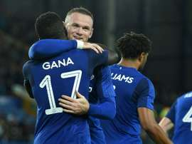 Everton veut sa place en Europa League. AFP