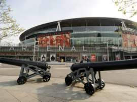 Arsenal can still sell players. AFP