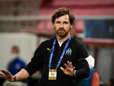 Villas-Boas aiming high with Marseille in French love affair. AFP