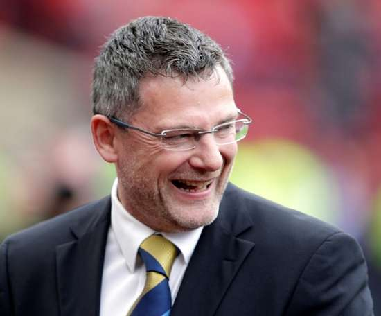 Levein has some selection issues. AFP