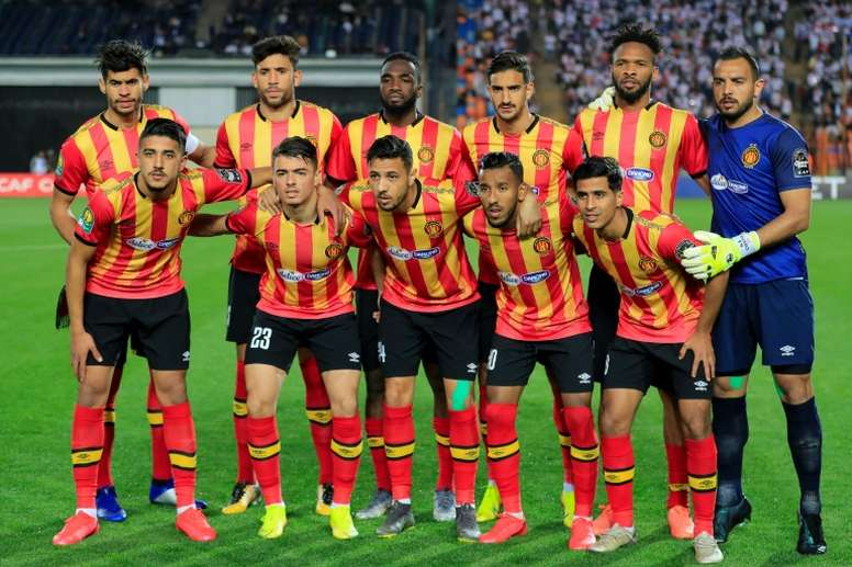 Esperance are one of the teams to have previously won the CAF Champions League. AFP