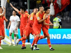 Sven cancels dinner as China beat 'street dogs' 3-0 at Asian Cup