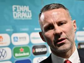 Wales' best chance is 'if Italy play the reserves', says Giggs. AFP