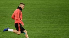 Ramos podría estar en problemas. AFP/Archivo1