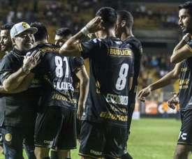 Dorados sumó una nueva victoria. AFP