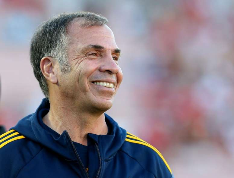 Newly reappointed US Coach Bruce Arena, 65, guided the United States to the 2002 World Cup quarter-finals during his previous tenure from 1998-2006