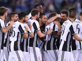 Juventus want to win the Champions League. AFP