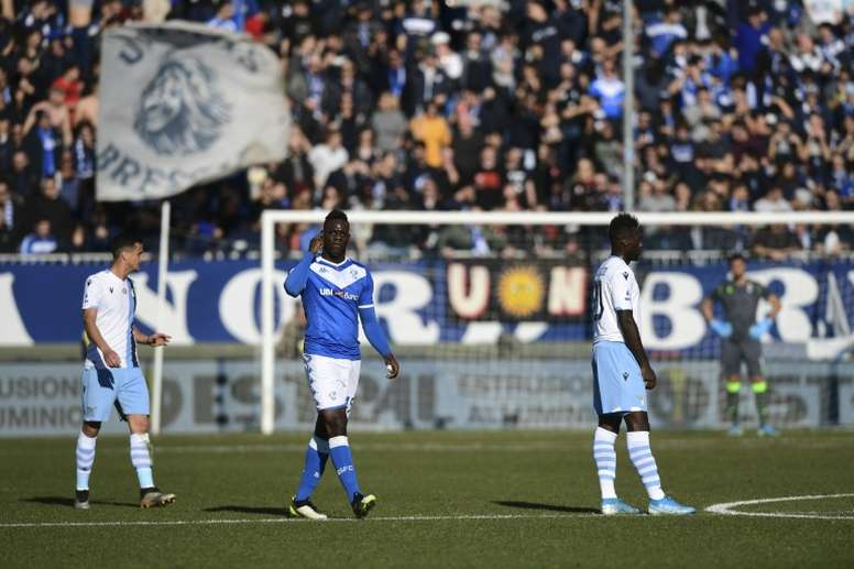'Shame on you': Balotelli lashes out in new Italy racism storm. AFP