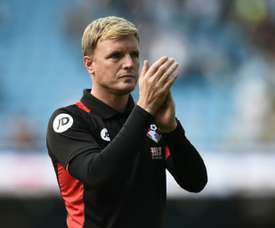 Howe was pleased with his side's reaction. AFP