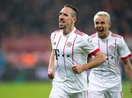 Ribery strikes as Bayern go 14 points clear