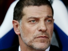 Slaven Bilic has been announced as West Brom manager. AFP