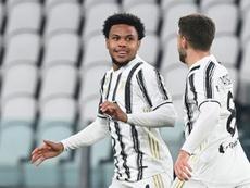 Juventus won 2-1. AFP