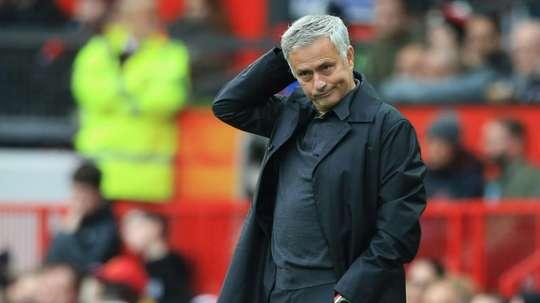Mourinho se encuentra en una complicada situación. AFP