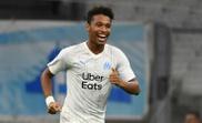 Marseille end slump with Strasbourg win, Ben Yedder saves Monaco