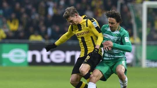 El centrocampista cambiará de equipo en la Bundesliga. AFP