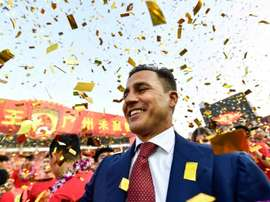 Cannavaro expects to stay at Guangzhou after 'miracle' title. AFP