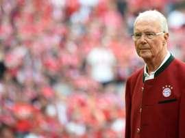 Estado de saúde de Beckenbauer preocupa