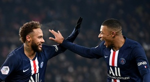PSG searching for best form with superstar duo back together