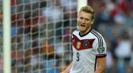 Schürrle no vive su mejor momento. AFP