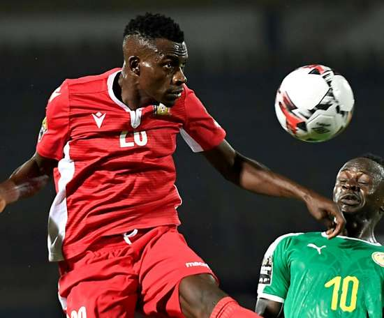 Sadio Mane striked twice to deliver Senegal the awaited victory. AFP