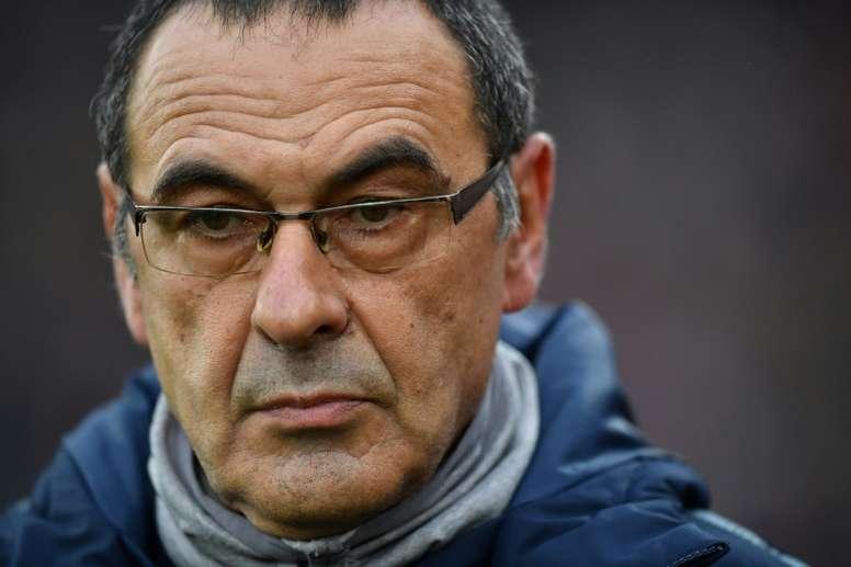 El Chelsea espía en Portugal. AFP